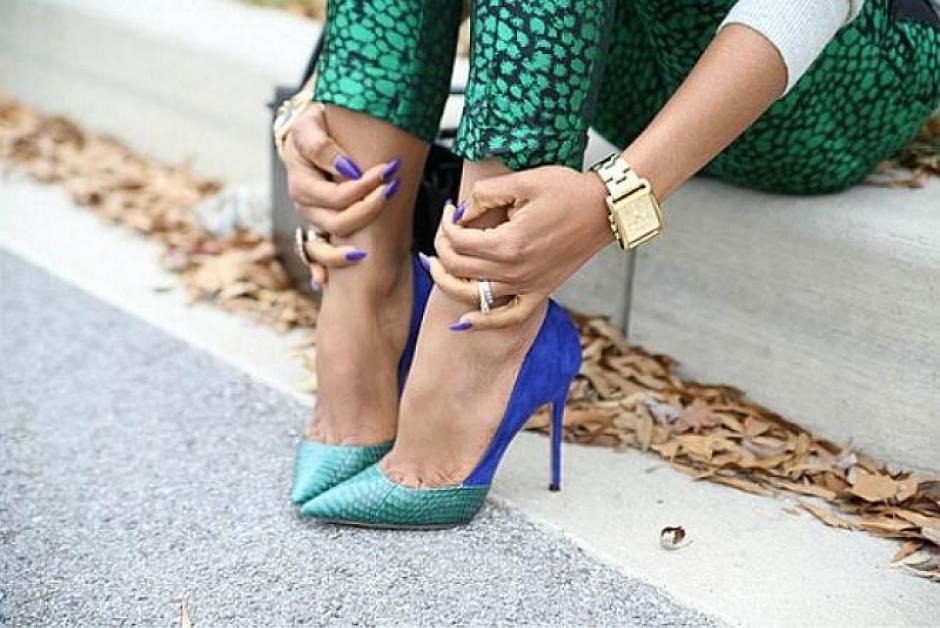 97806 Как правильно выбрать и носить без вреда для здоровью туфли на шпильке