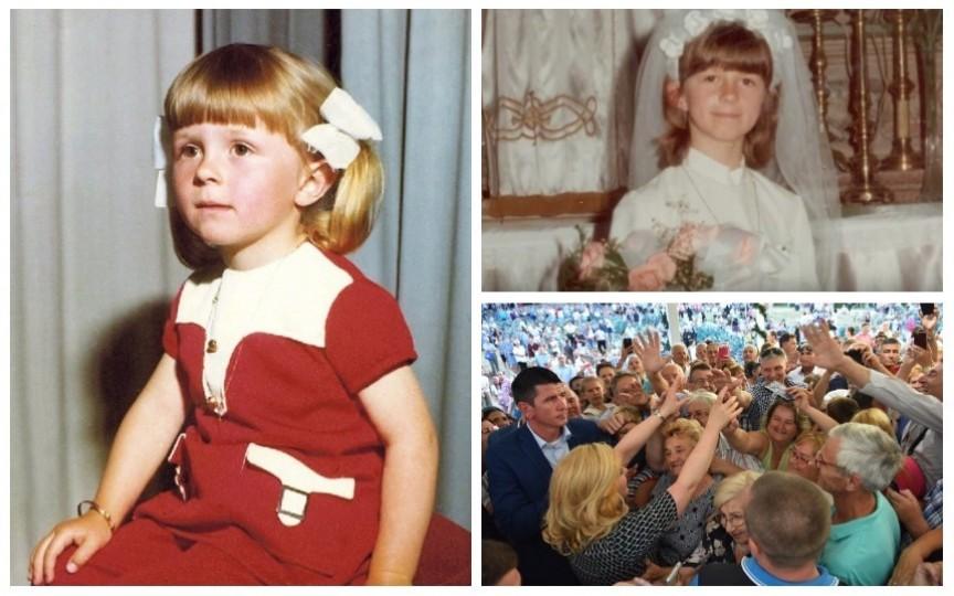 В детстве она была невзрачная девчушка, а сегодня одна из самых влиятельных женщин мира
