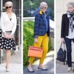98973 Какими модными правилами может пренебрегать зрелая женщина