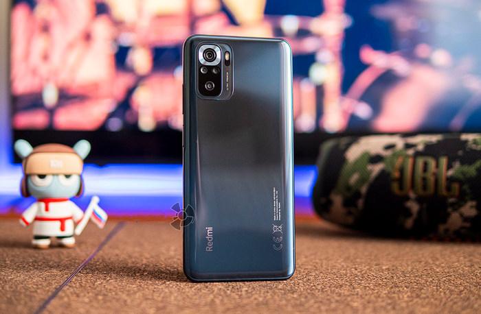 98923 На российском рынке появился почти идеальный смартфон для женщин: RedMi Note 10S