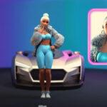 98867 Saweetie — Fast, новый клип