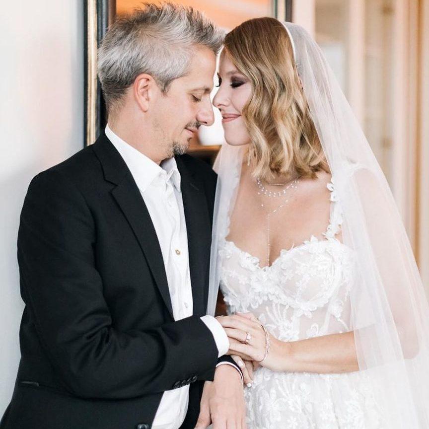 Эксклюзивные свадебные фото наших знаменитостей