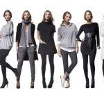 99889 Базовый гардероб: Что это такое и как это носить