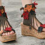 99318 Туфли на платформе: Как и с чем носить