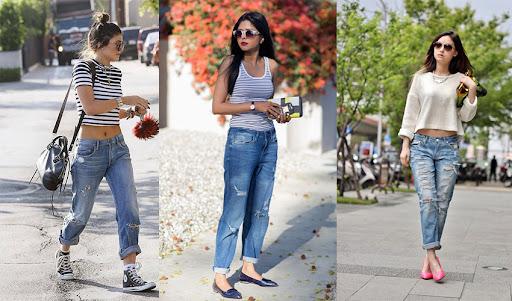 100331 Как появились джинсы-бойфренды и кому они подходят