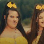 100130 LITTLE BIG feat. NETTA — MOUSTACHE, новый клип