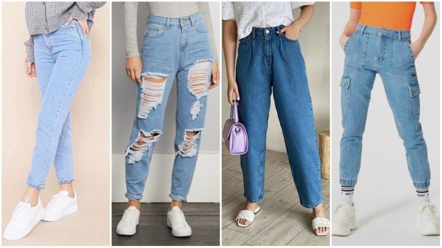 99963 Самые модные джинсы сезона лето-осень 2021
