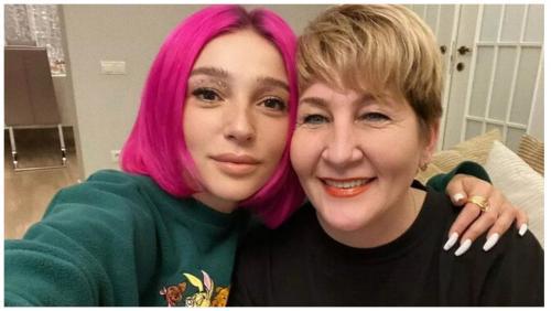 Анастасия Ивлеева с мамой, Вистаньюс