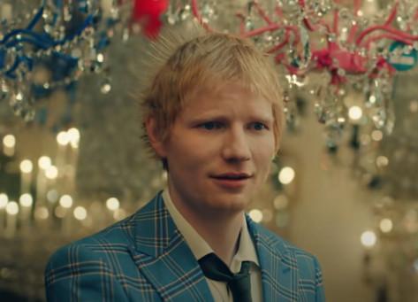 101305 Ed Sheeran — Shivers, новый клип