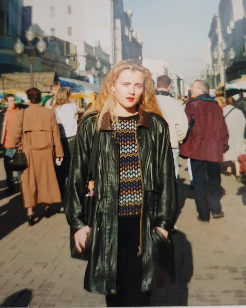 102606 Девушки 90-х: самые яркие примеры моды того времени