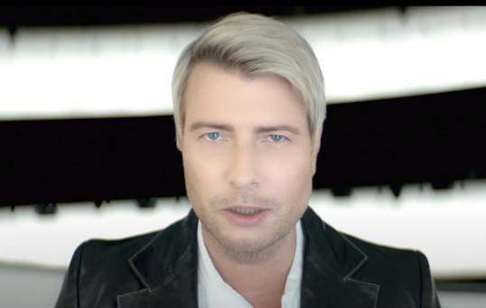 102204 Николай Басков — Ты красивая, новый клип