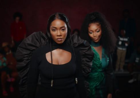 102129 Tiwa Savage ft. Brandy — Somebody's Son, новый клип